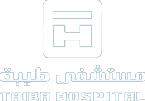 Taiba White Logo